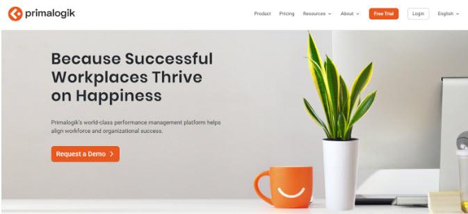 Primalogik home page