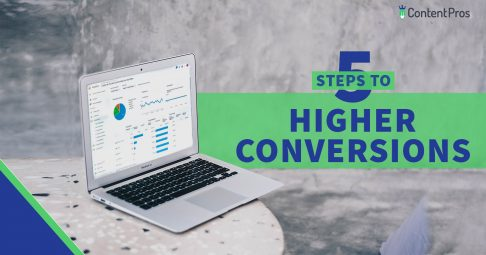 5 steps to higher blog conversions