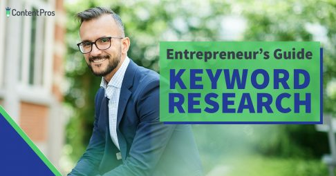 Entrepreneur's guide to keyword research