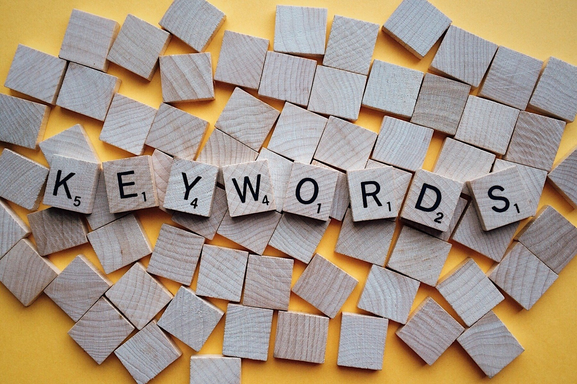 keywords cover image