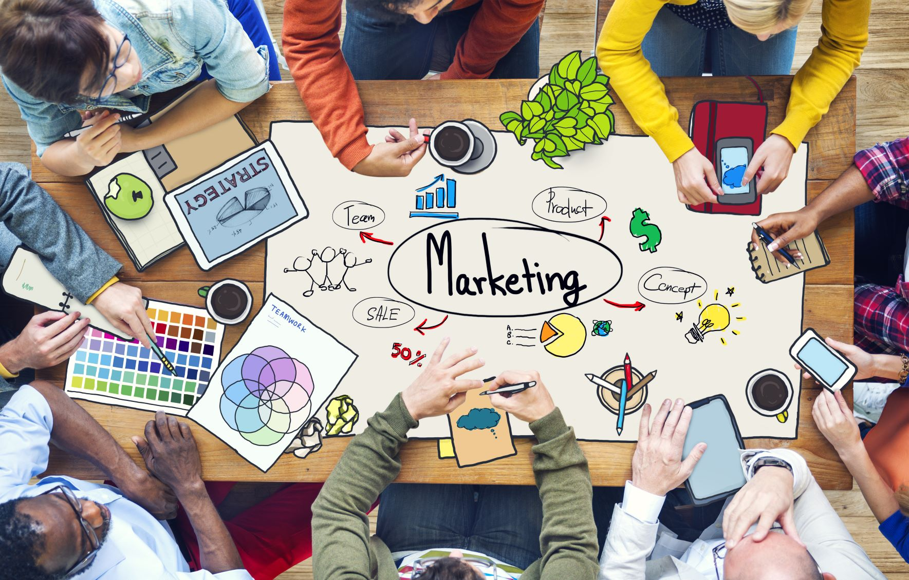 digital content marketing writers