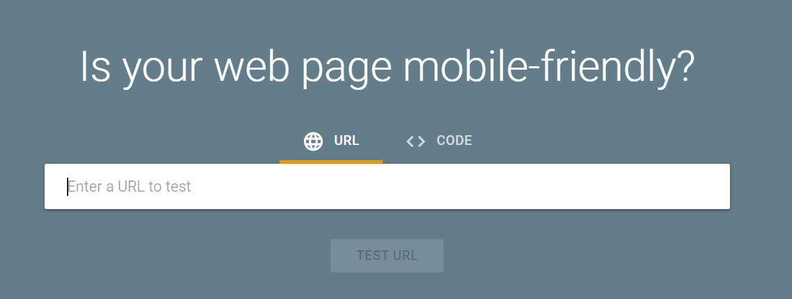 mobile usability test